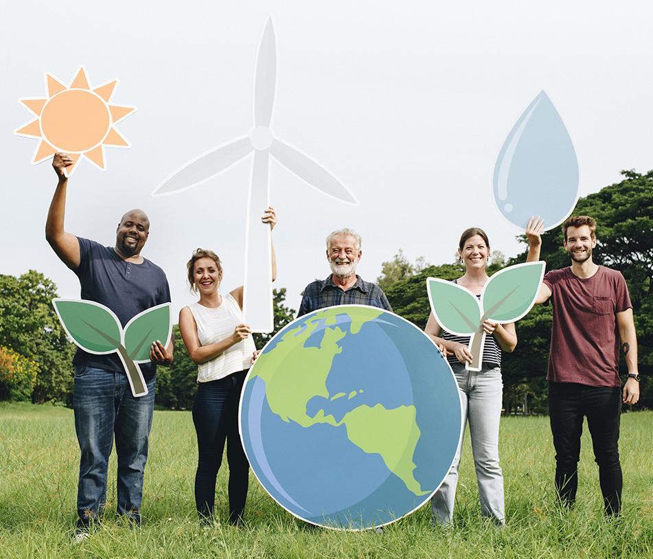 Réduire l'empreinte carbone